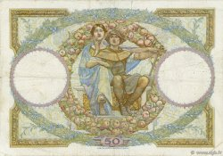 50 Francs LUC OLIVIER MERSON FRANCE  1930 F.15.04 TB+