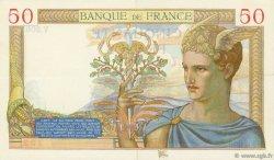 50 Francs CÉRÈS FRANCE  1935 F.17.11 TTB+