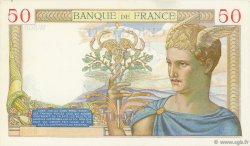 50 Francs CÉRÈS FRANCE  1936 F.17.30 SUP+