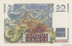 50 Francs LE VERRIER FRANCE  1949 F.20.12 NEUF