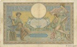 100 Francs LUC OLIVIER MERSON avec LOM FRANCE  1909 F.22.02 B à TB