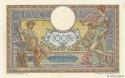 100 Francs LUC OLIVIER MERSON sans LOM FRANCE  1916 F.23.08 SUP