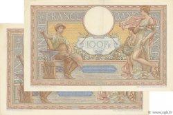 100 Francs LUC OLIVIER MERSON type modifié FRANCE  1939 F.25.40 SUP