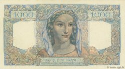 1000 Francs MINERVE ET HERCULE FRANCE  1945 F.41.04 SUP+