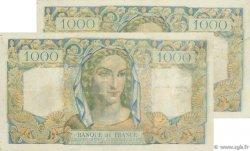 1000 Francs MINERVE ET HERCULE FRANCE  1946 F.41.11 TB+