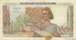 10000 Francs GÉNIE FRANÇAIS FRANCE  1950 F.50.26 TTB