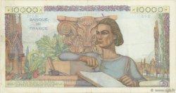 10000 Francs GÉNIE FRANÇAIS FRANCE  1950 F.50.31 TTB