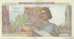 10000 Francs GÉNIE FRANÇAIS FRANCE  1950 F.50.35 TTB