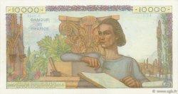 10000 Francs GÉNIE FRANÇAIS FRANCE  1952 F.50.57 SUP à SPL