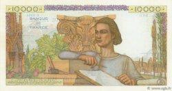 10000 Francs GÉNIE FRANÇAIS FRANCE  1955 F.50.77 SUP+