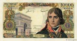 10000 Francs BONAPARTE FRANCE  1956 F.51.03 TTB+ à SUP
