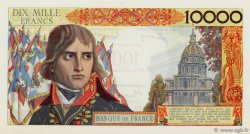 100 NF sur 10000 Francs BONAPARTE FRANCE  1958 F.55.00 NEUF