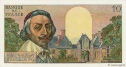 10 Nouveaux Francs RICHELIEU FRANCE  1961 F.57.16 NEUF