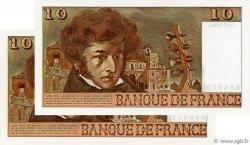 10 Francs BERLIOZ FRANCE  1978 F.63.24b SPL