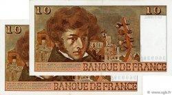 10 Francs BERLIOZ FRANCE  1978 F.63.24a SUP+
