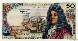 50 Francs RACINE FRANCE  1962 F.64.03 SUP+