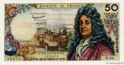 50 Francs RACINE FRANCE  1964 F.64.07 SUP