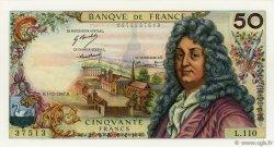 50 Francs RACINE FRANCE  1967 F.64.10 NEUF