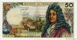 50 Francs RACINE FRANCE  1968 F.64.11 SPL