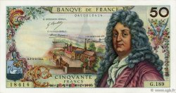 50 Francs RACINE FRANCE  1972 F.64.20 pr.NEUF