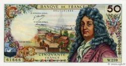 50 Francs RACINE FRANCE  1974 F.64.28 pr.SPL