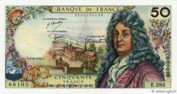 50 Francs RACINE FRANCE  1975 F.64.31 NEUF