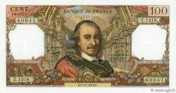 100 Francs CORNEILLE FRANCE  1978 F.65.64 pr.NEUF