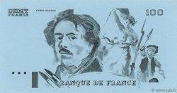 100 Francs DELACROIX modifié FRANCE  1978 F.69 SUP