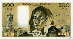 500 Francs PASCAL FRANCE  1974 F.71.11 SPL