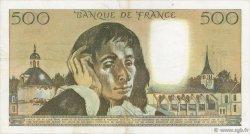 500 Francs PASCAL FRANCE  1979 F.71.19 TTB