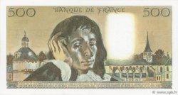 500 Francs PASCAL FRANCE  1984 F.71.31 SUP à SPL