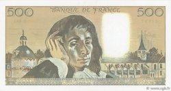 500 Francs PASCAL FRANCE  1989 F.71.40 NEUF