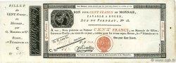 100 Francs FRANCE  1803 Laf.- PS.246b SUP
