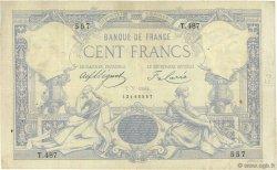 100 Francs type 1882 FRANCE  1884 F.A48.04 TTB