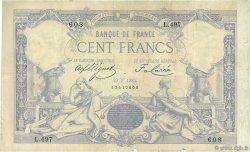 100 Francs type 1882 FRANCE  1884 F.A48.04 TB+