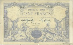 100 Francs type 1882 FRANCE  1884 F.A48.04 pr.TTB