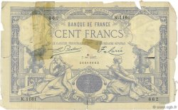 100 Francs type 1882 FRANCE  1887 F.A48.07 AB