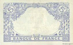 5 Francs BLEU FRANCE  1913 F.02.21 pr.SUP