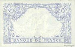 5 Francs BLEU FRANCE  1915 F.02.31 SPL