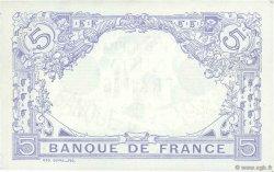 5 Francs BLEU FRANCE  1916 F.02.37 pr.NEUF