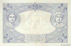 20 Francs NOIR FRANCE  1904 F.09.03 TTB à SUP