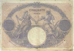 50 Francs BLEU ET ROSE FRANCE  1903 F.14.15 pr.TB