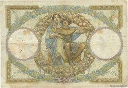 50 Francs LUC OLIVIER MERSON FRANCE  1930 F.15.04 TB