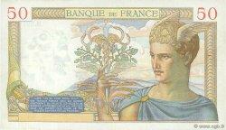 50 Francs CÉRÈS FRANCE  1936 F.17.32 TTB+
