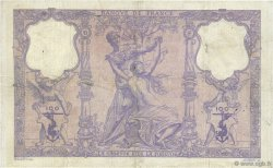 100 Francs ROSE ET BLEU FRANCE  1902 F.21.16 TB
