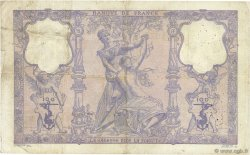 100 Francs BLEU ET ROSE FRANCE  1908 F.21.23 TB+