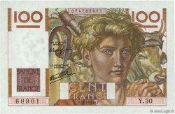 100 Francs JEUNE PAYSAN FRANCE  1946 F.28.02 NEUF
