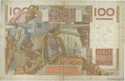 100 Francs JEUNE PAYSAN filigrane inversé FRANCE  1953 F.28bis.02 TTB