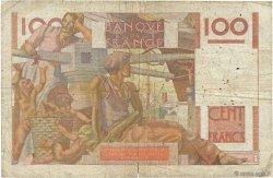 100 Francs JEUNE PAYSAN Favre-Gilly FRANCE  1947 F.28ter.02 pr.TB