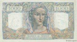 1000 Francs MINERVE ET HERCULE FRANCE  1945 F.41.03 pr.NEUF